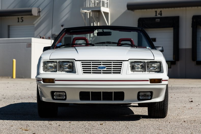 For Sale 1984 Ford Mustang