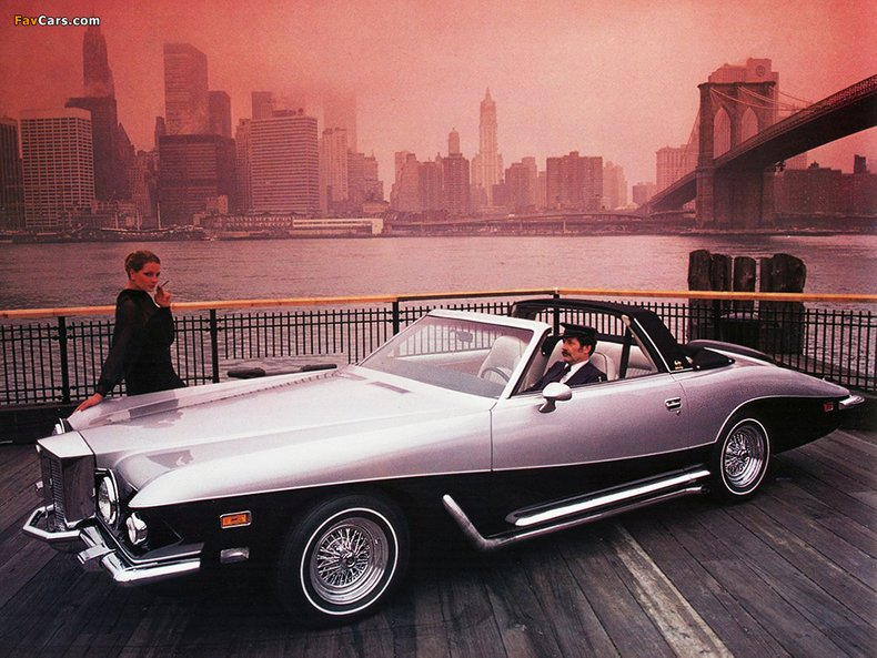 For Sale 1979 Stutz Bearcat