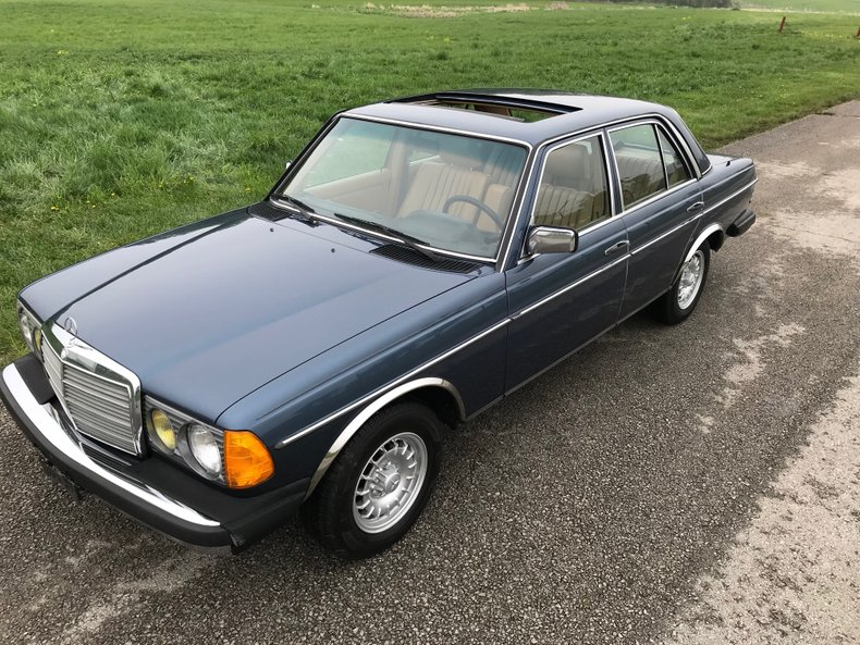 For Sale 1983 Mercedes-Benz 300d