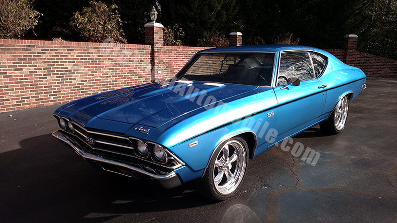 1969 Chevrolet Chevelle For Sale
