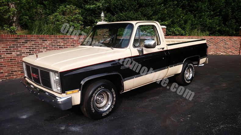 1987 GMC Sierra For Sale