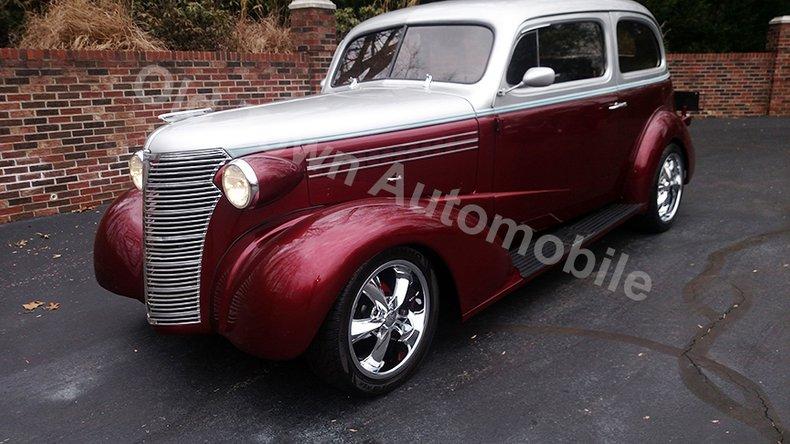 1938 Chevrolet Sedan For Sale