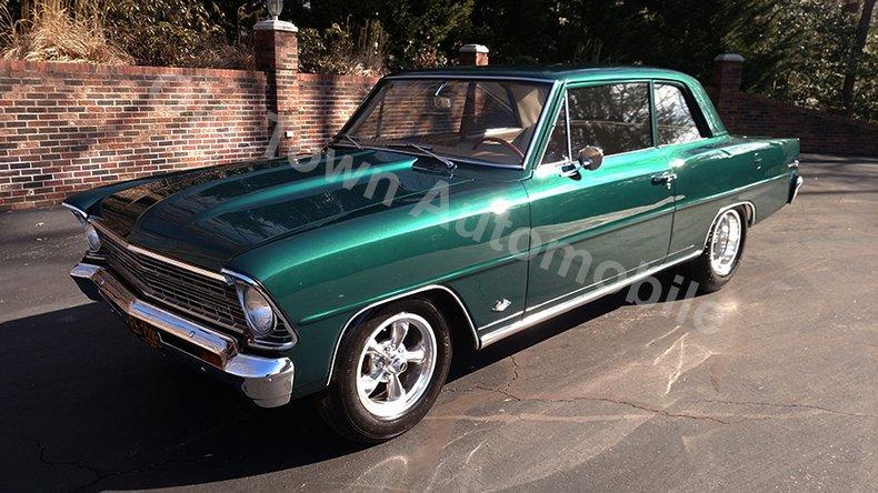 1967 Chevrolet Nova For Sale