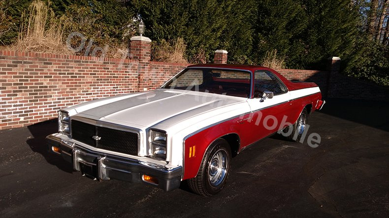 1976 Chevrolet El Camino For Sale