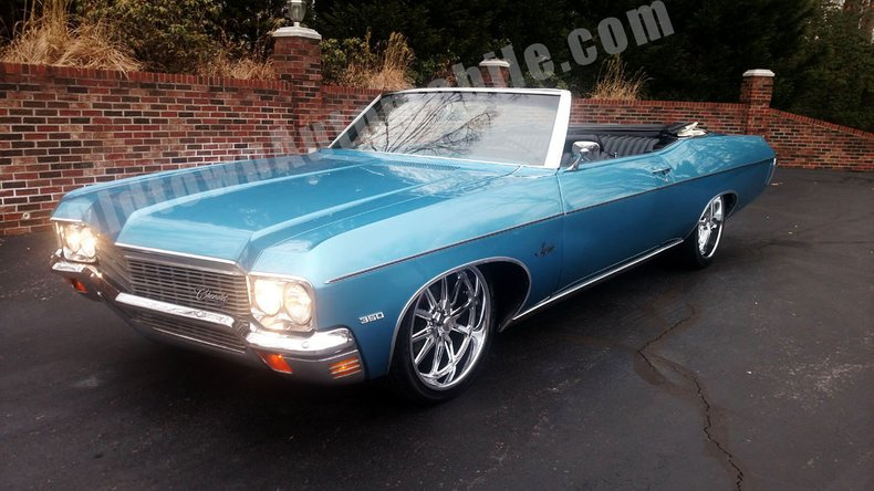 1970 Chevrolet Impala For Sale