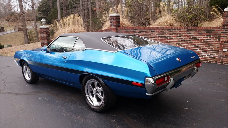 1972 Ford Gran Torino for sale #110826 | Motorious