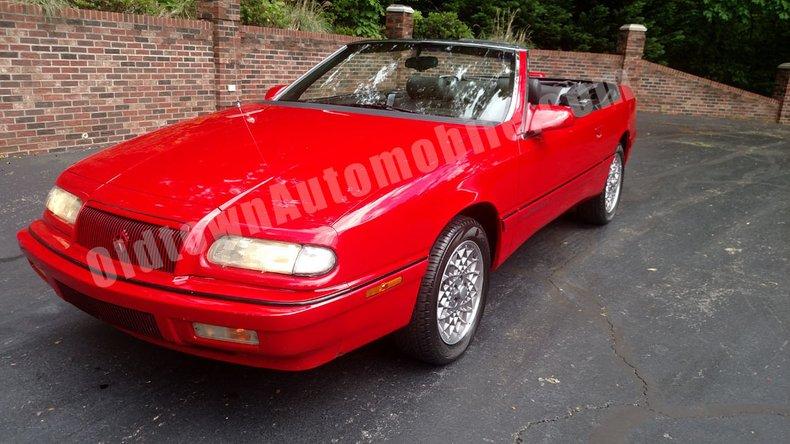 1994 Chrysler LeBaron For Sale