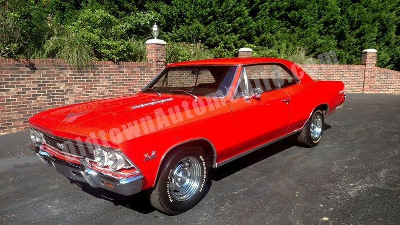 1966 Chevrolet Chevelle For Sale