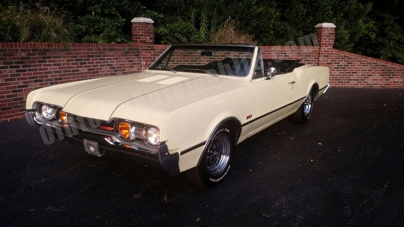 1967 Oldsmobile Cutlass For Sale