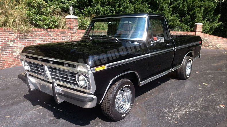 1973 Ford Ranger For Sale