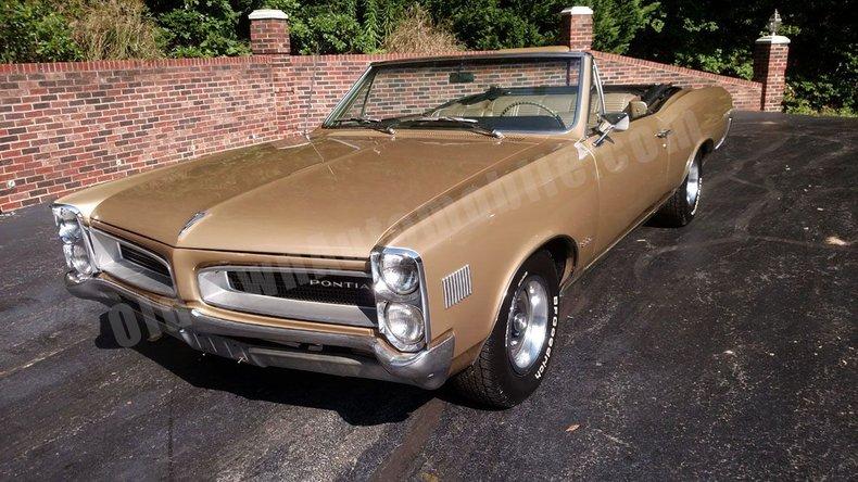 1966 Pontiac LeMans For Sale