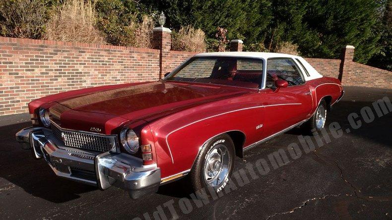1973 Chevrolet Monte Carlo For Sale