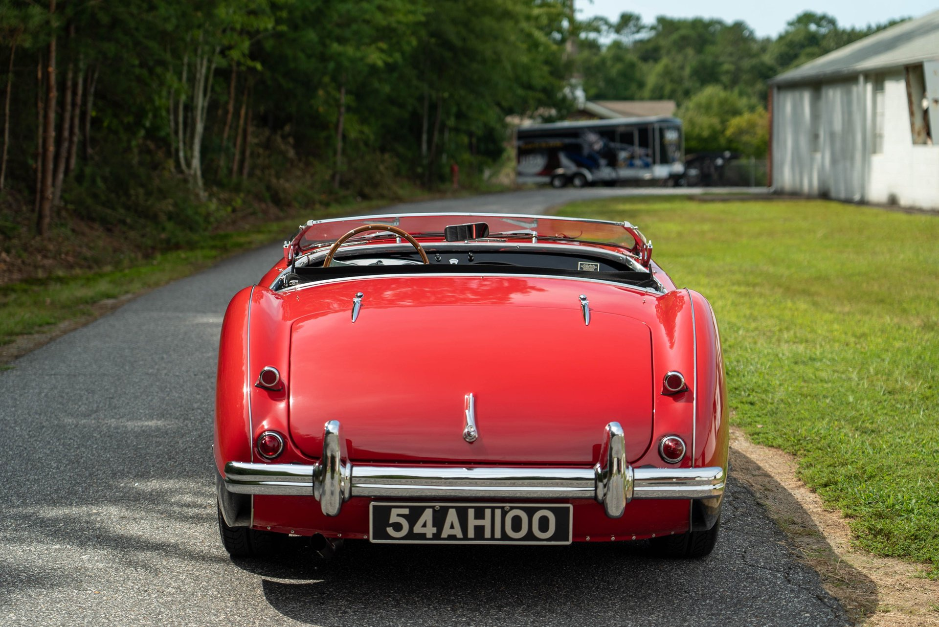 1954 Austin Healey Lemans Edition