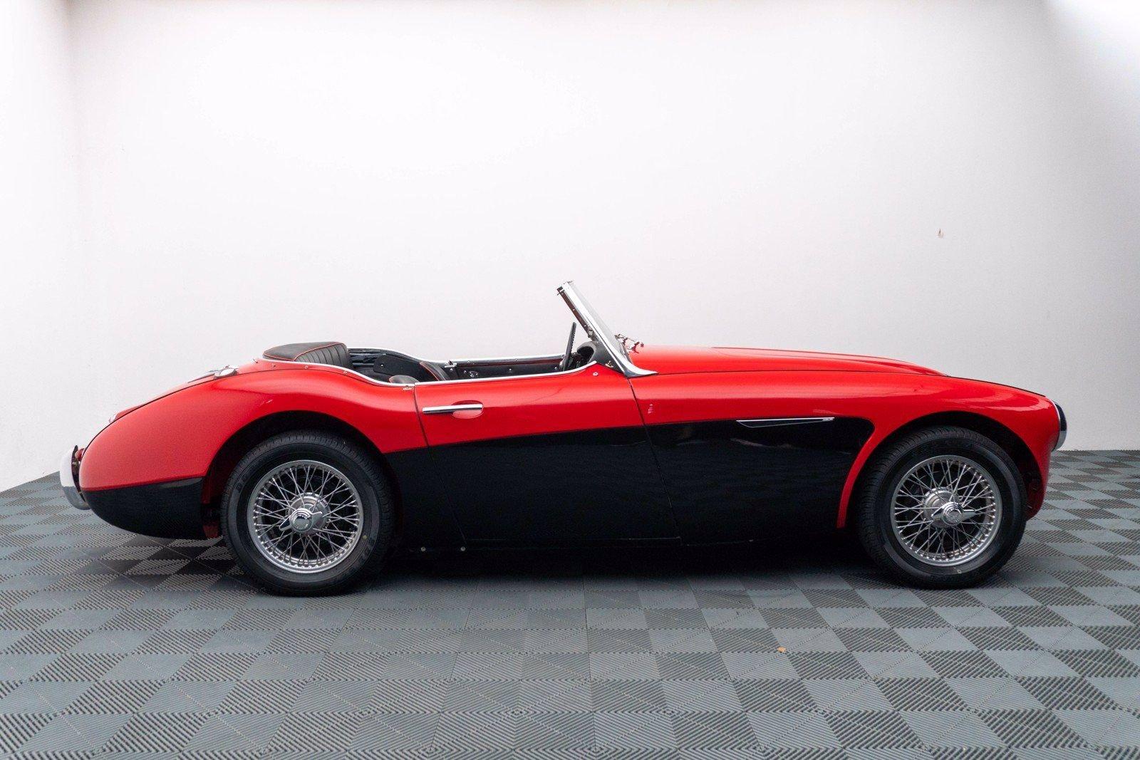 1958 Austin Healey BN4