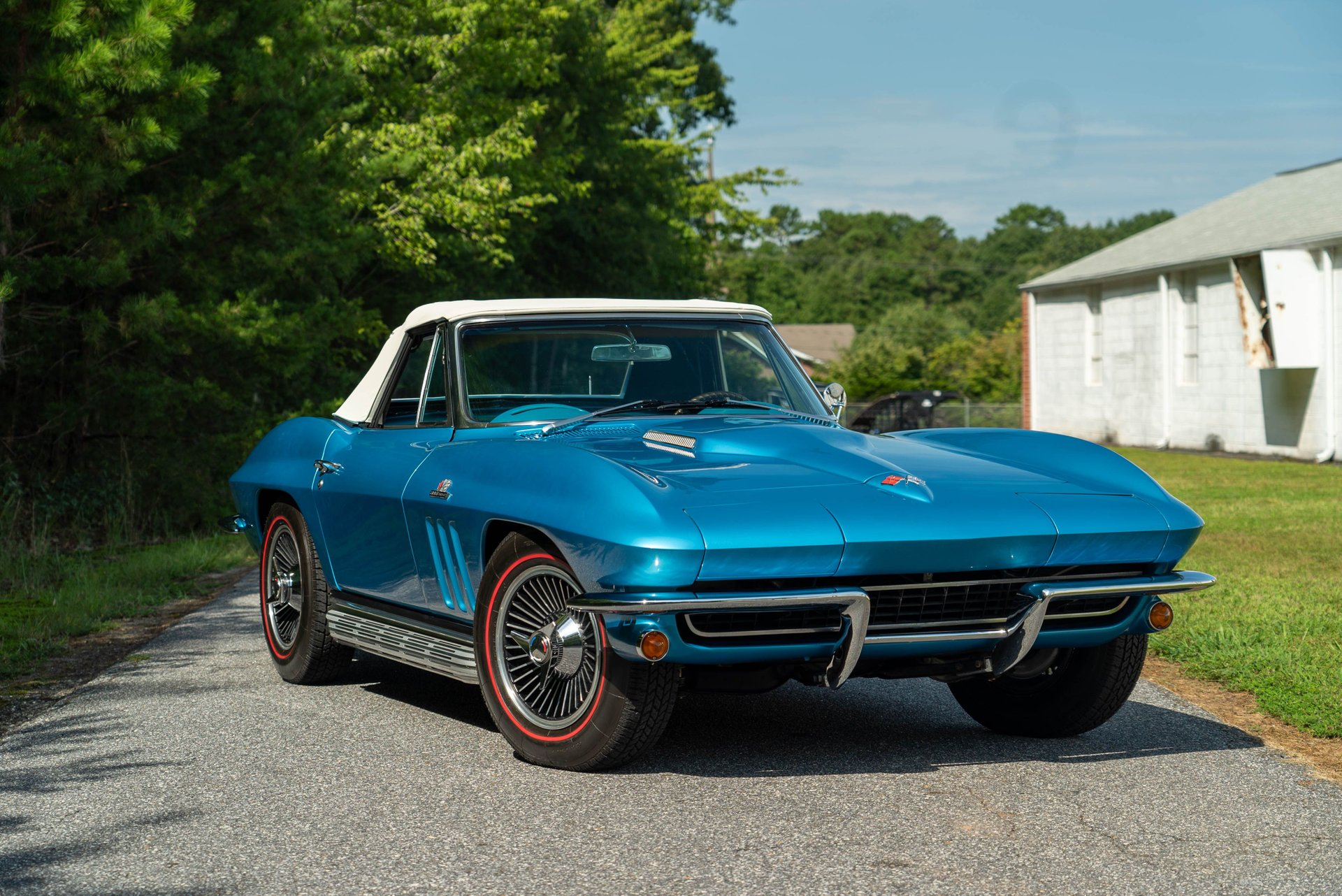 1965 chevrolet corvette l78 396 425