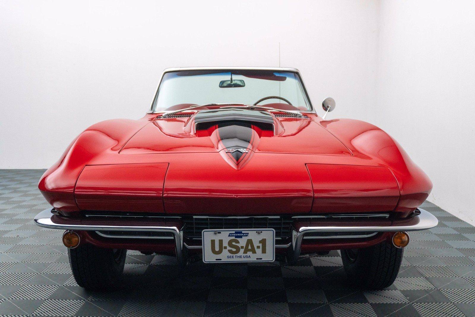 1967 Chevrolet Corvette Stingray Fuel Injection