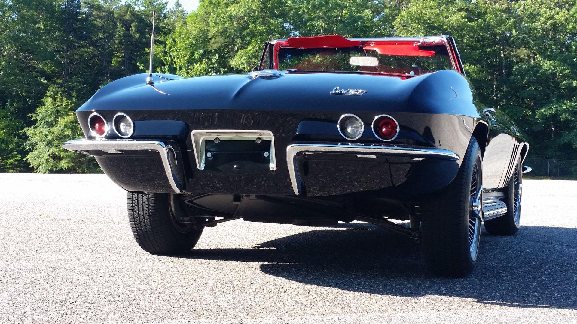 1966 Chevrolet Corvette Stingray
