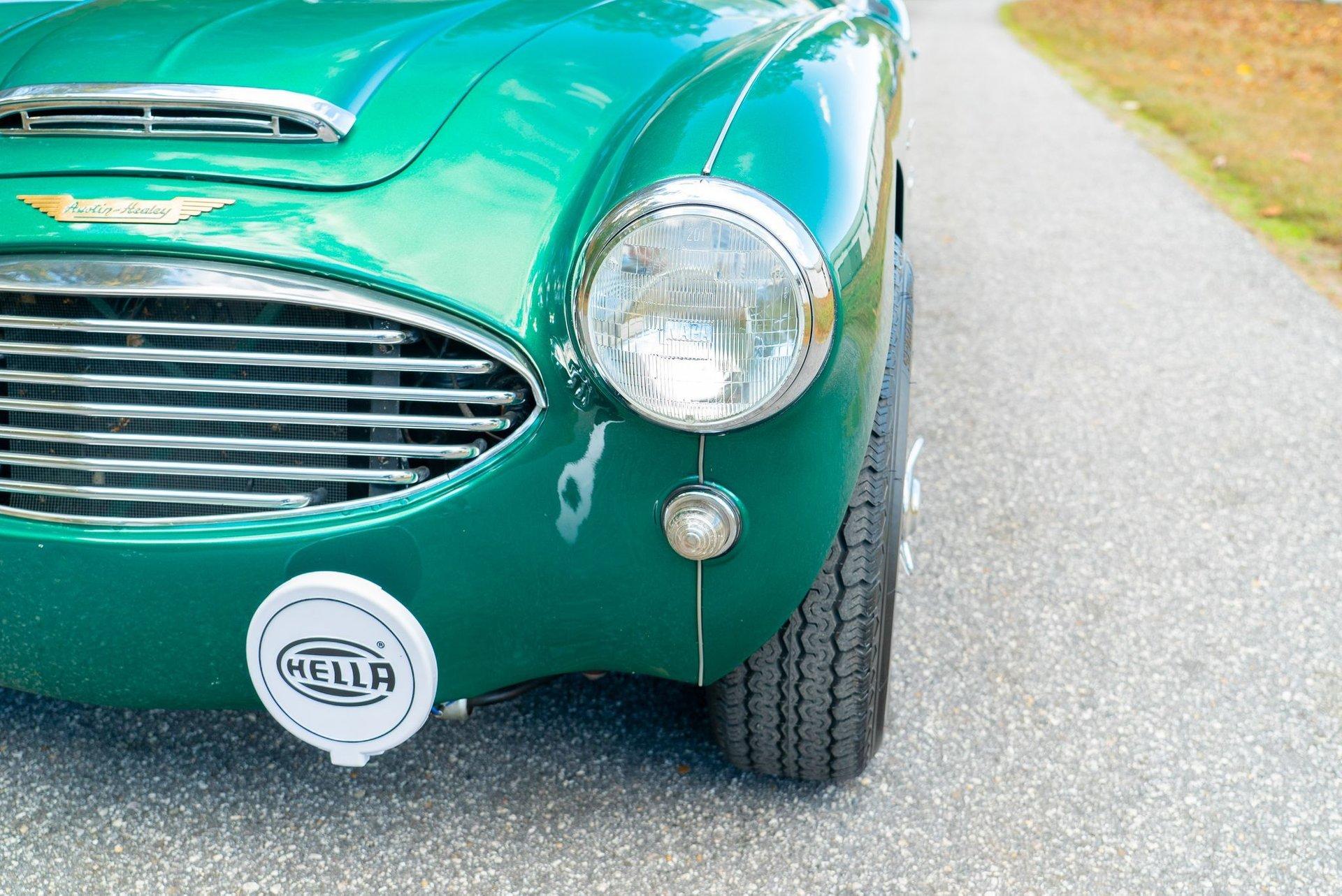 1959 Austin-Healey BN6