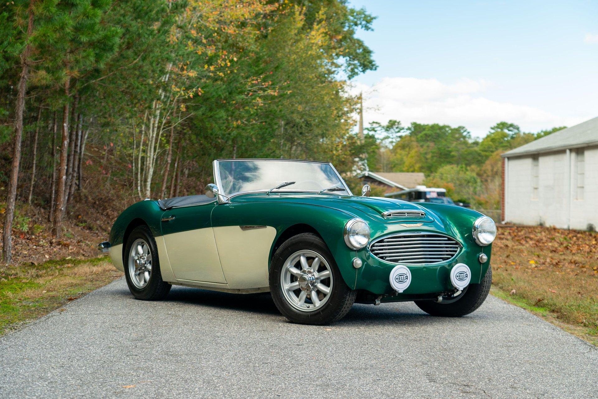 1959 austin healey bn6 100 6