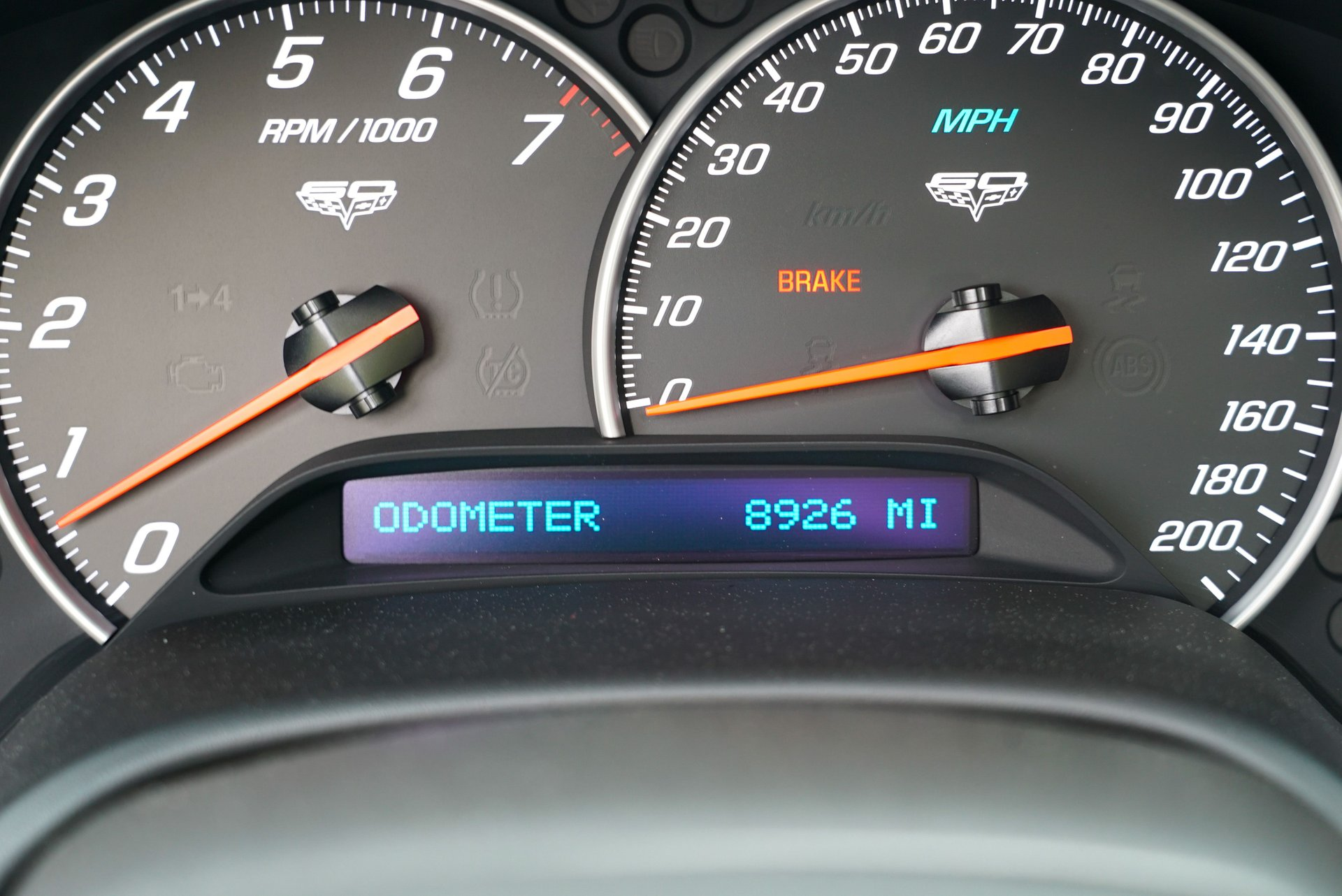 2013 Chevrolet Corvette 427 60th Anniversary Collector Edition