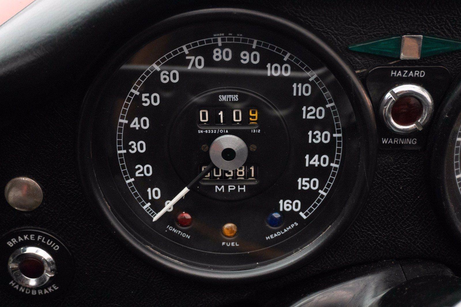 1971 Jaguar XKE