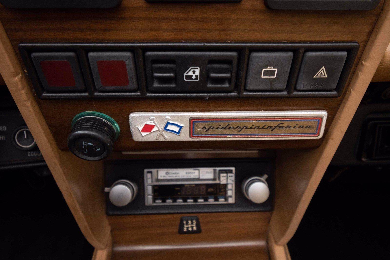 1983 Fiat Spider