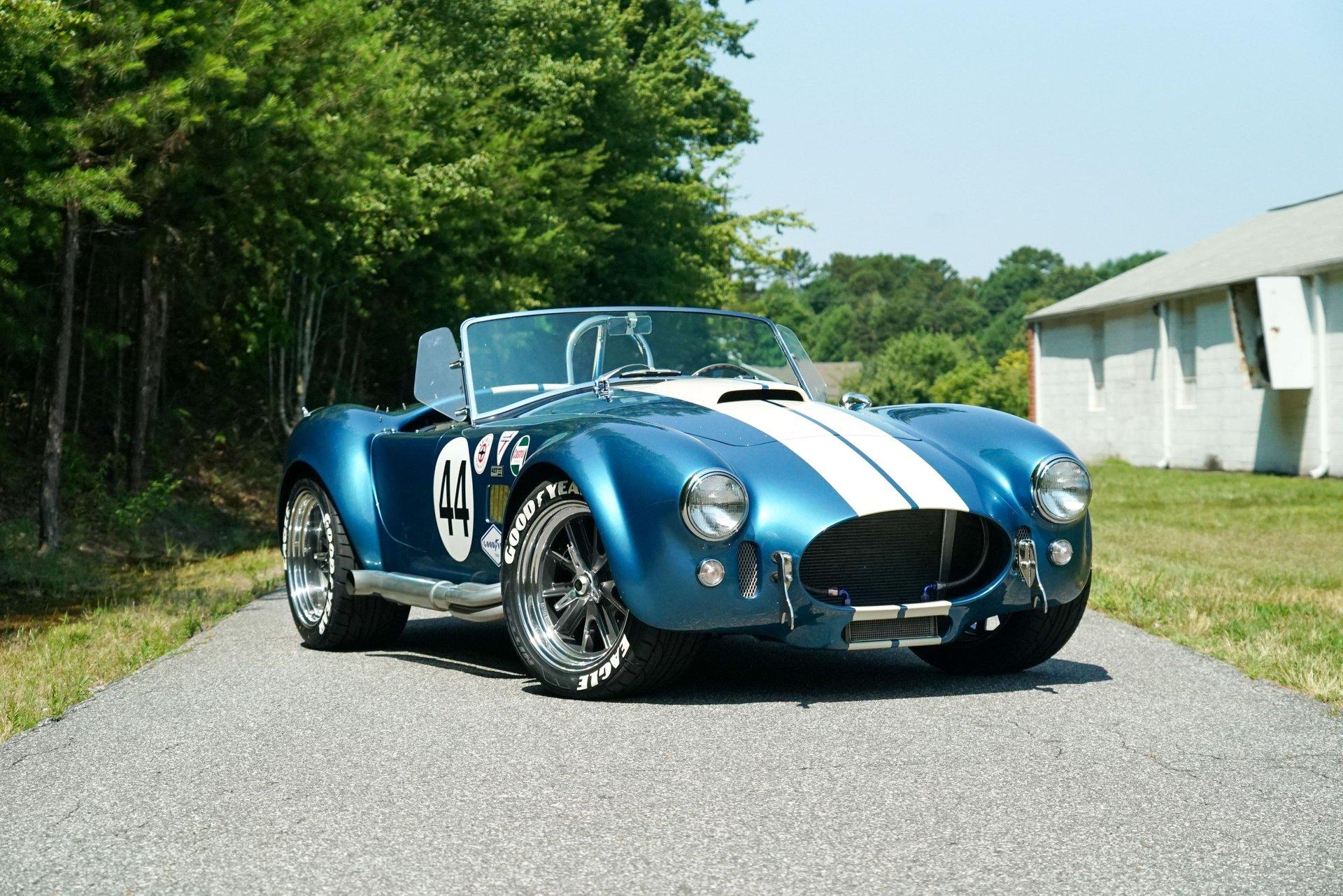 2007 ford superformance cobra 1965