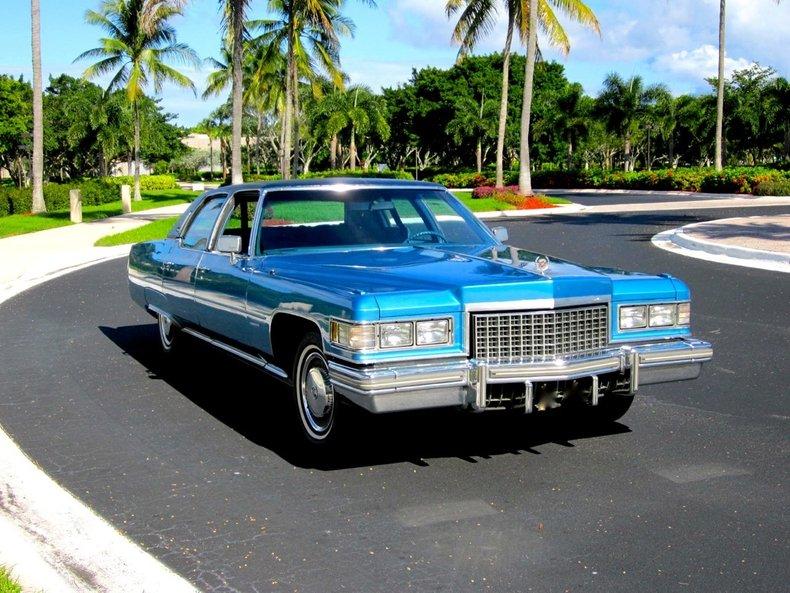 1976 Cadillac FLEETWOOD TALISMAN