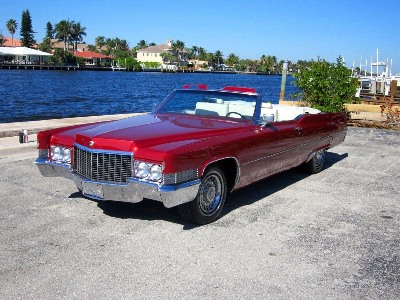 1970 Cadillac DeVille for sale #108252 | MCG