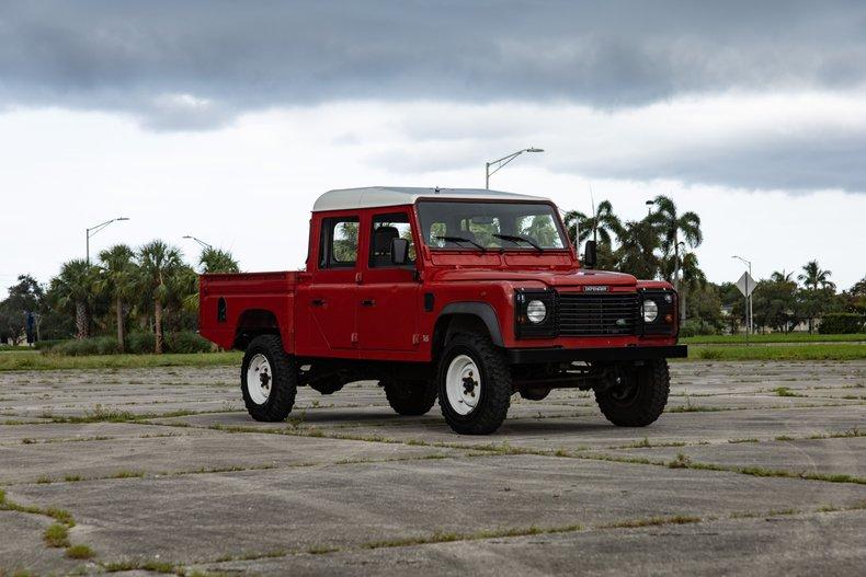 1996 Land Rover DEFENDER 130