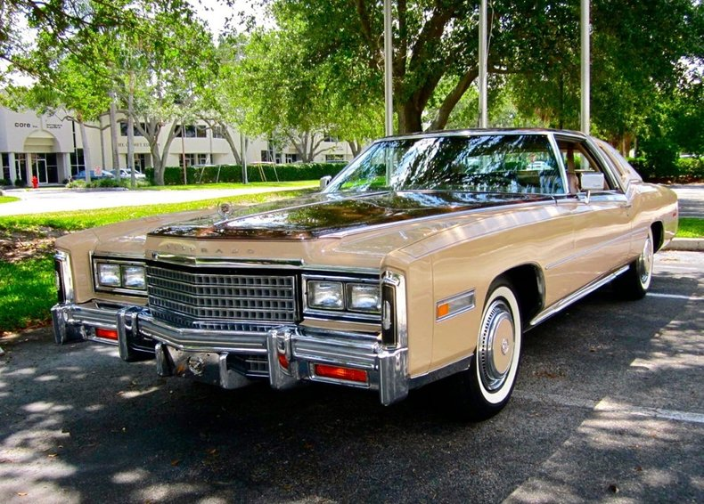1978 Cadillac Eldorado For Sale