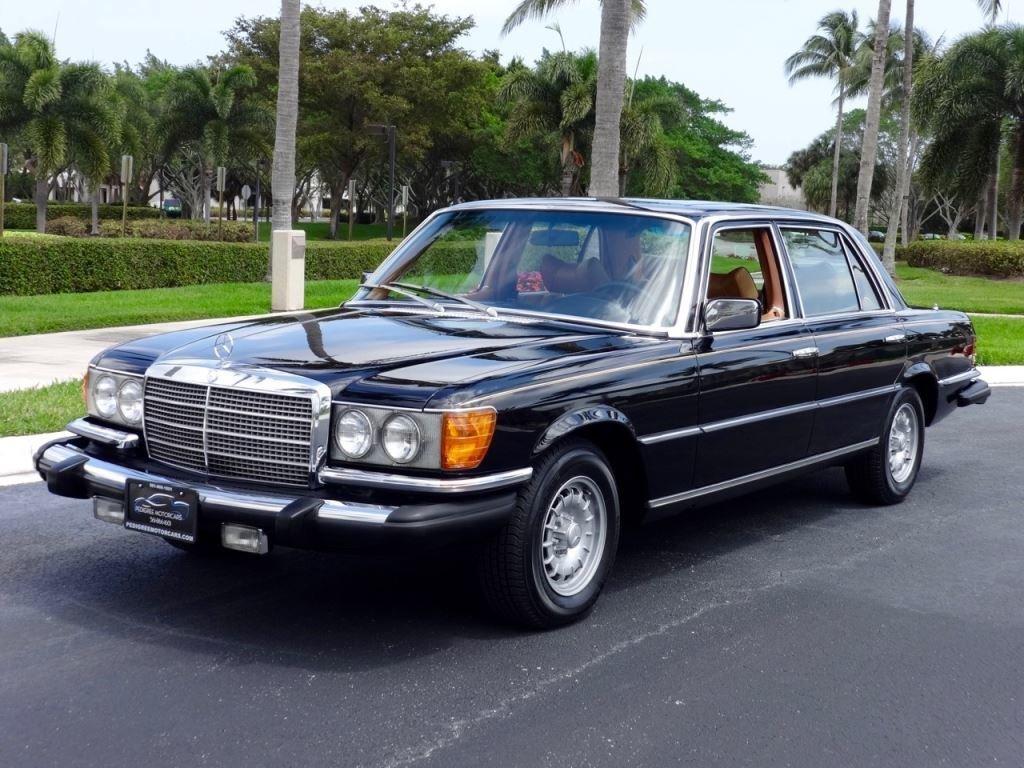 1977 mercedes benz 450sel