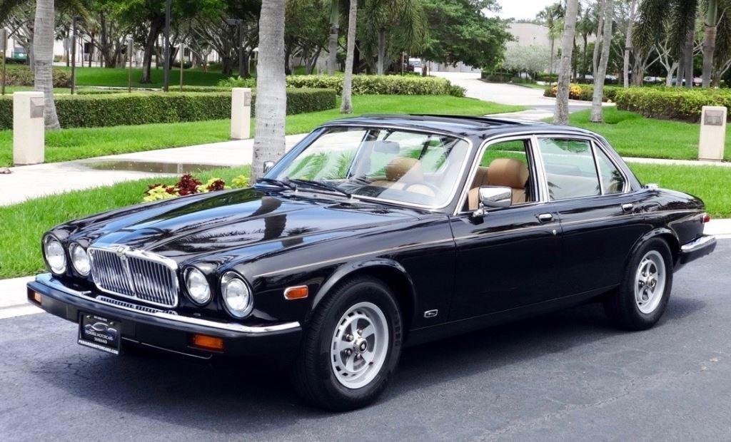 1987 jaguar xj6 series iii