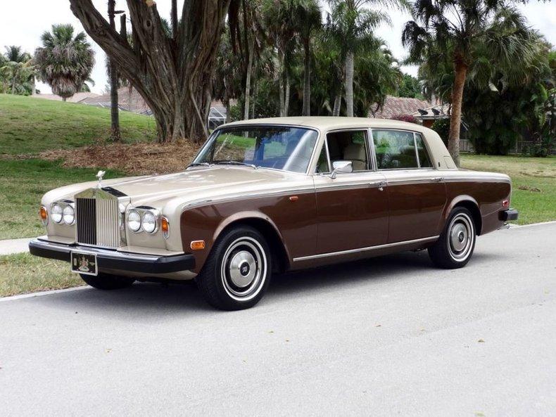 1979 Rolls-Royce SILVER WRAITH I