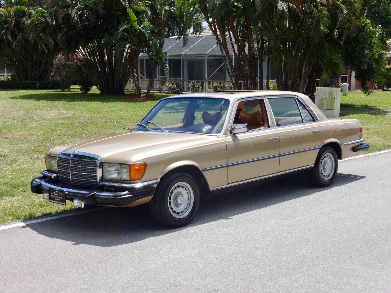 1980 mercedes benz 450sel