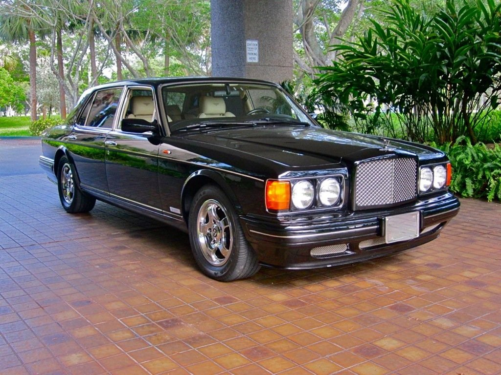 1999 bentley turbo rt