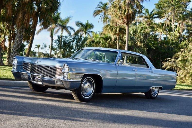 1965 Cadillac Sedan DeVille