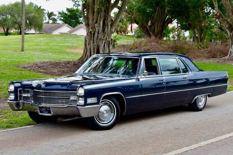 1966 Cadillac FLEETWOOD 75