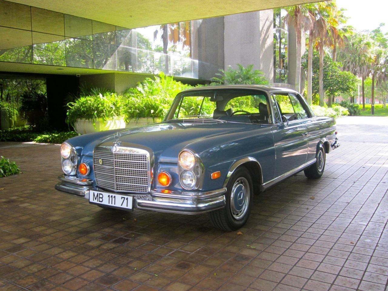 1971 mercedes benz 280se 3 5