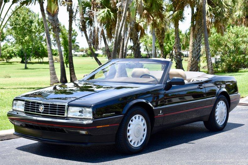 1993 Cadillac Allante' For Sale