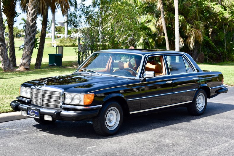 1977 Mercedes-Benz 450SEL For Sale