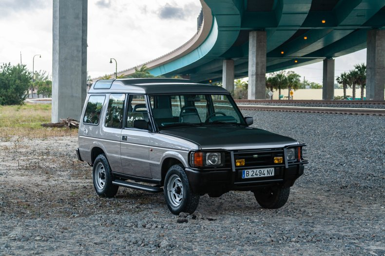 1992 Land Rover Discovery For Sale