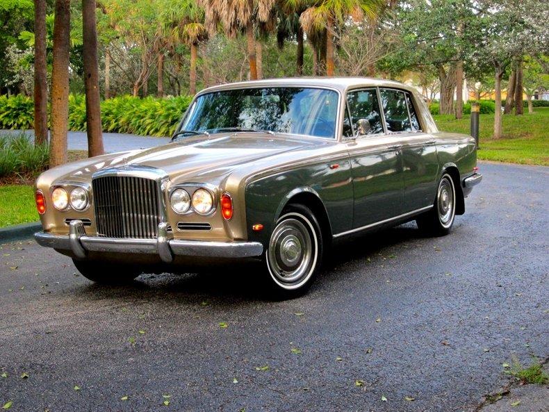 1968 Bentley T