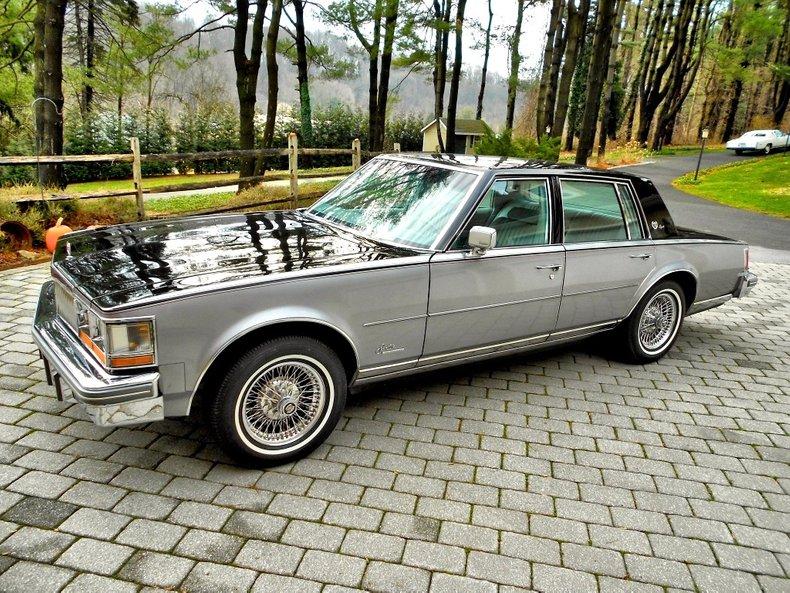 1979 Cadillac SEVILLE ELEGANTE