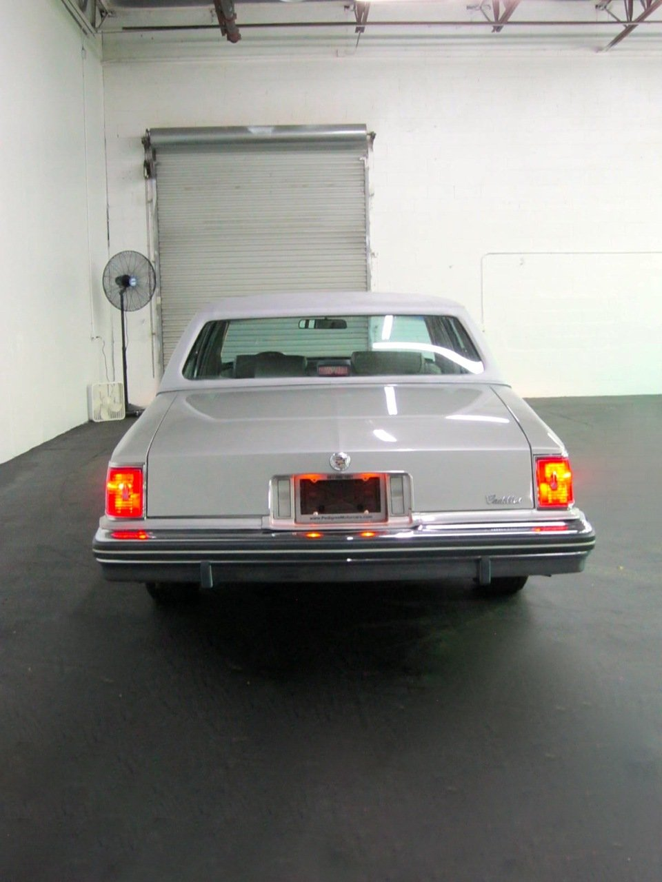 1978 Cadillac Deville Fog Lights