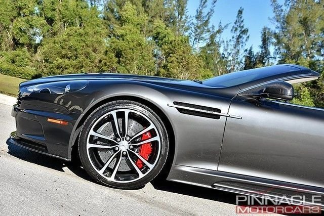 For Sale 2012 Aston Martin DBS