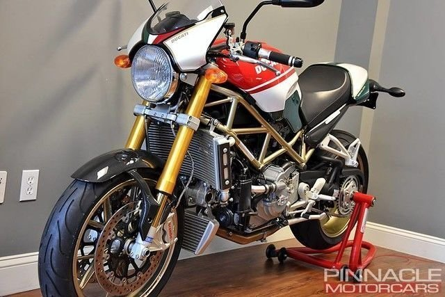 For Sale 2008 Ducati Monster S4RS Tricolore #101