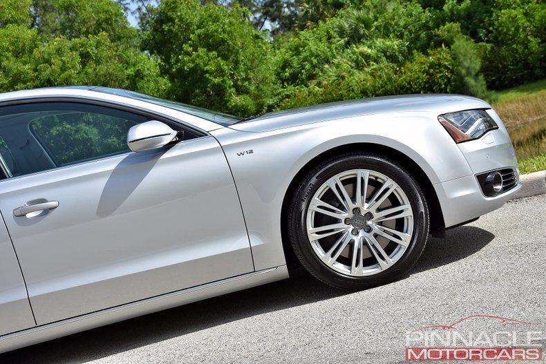 For Sale 2012 Audi A8 L