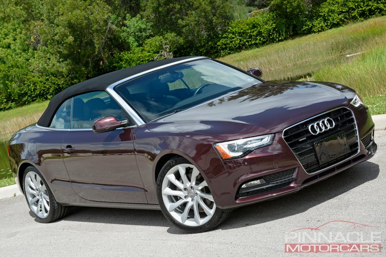 For Sale 2014 Audi A5