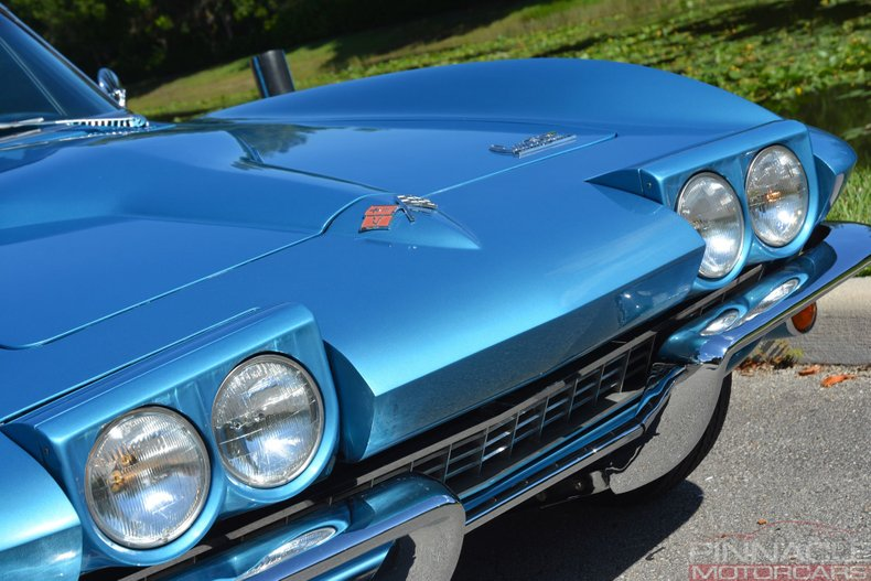 1966 Chevrolet Corvette | Pinnacle Motorcars